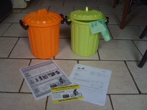 Kitchen Compost Bins, Bags, and BK ROT Compost Guide