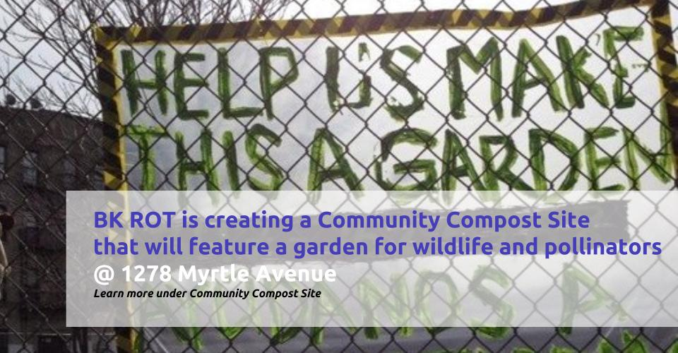 Community Compost Site