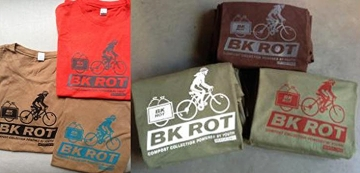 The Original BK ROT Tee   Our 100% organic cotton soft tees come    in  earthy and vibrant colors and all sizes for women and men!